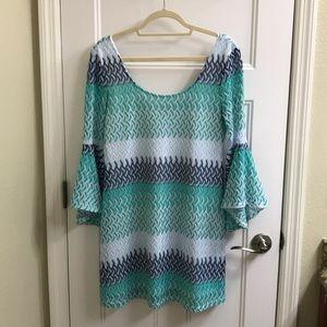 Tori colored Dress